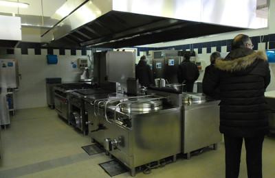 Nuovo centro cottura per le scuole di Bovolone